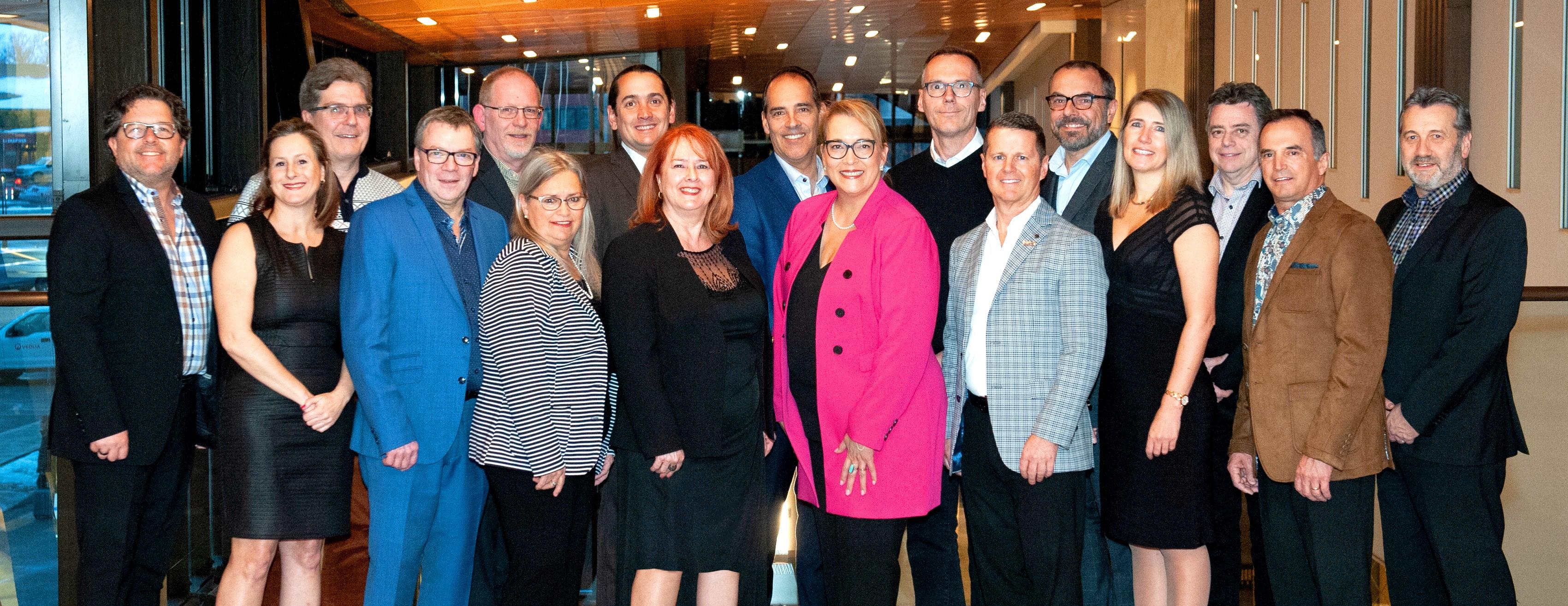 Conseil d'administration AVFQ 2020