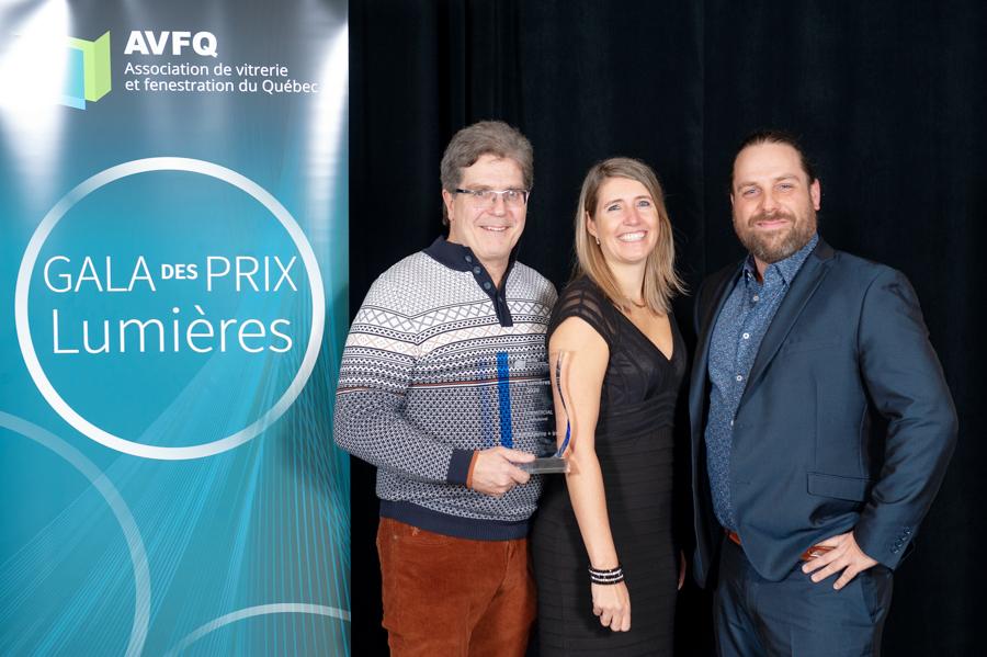 Gagnants Prix Lumières 2020 - Techniverre +